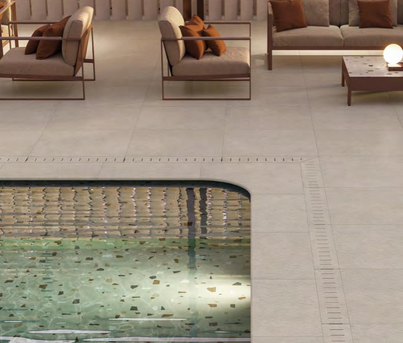 Perfekte Lösungen Terrasse, Pool und Treppen